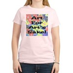 Art For Art's Sake Women's Light T-Shirt
