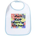 Art For Art's Sake Bib