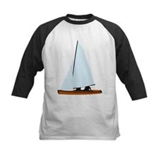 sailing ship Baseball Jersey