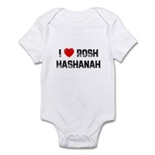 I * Rosh Hashanah Infant Bodysuit