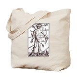Wound Man 2 Tote Bag