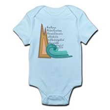 Mark 11 23 Bible Verse Infant Bodysuit