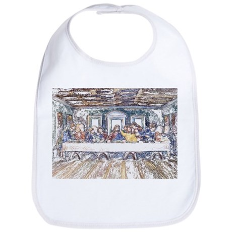 Last Supper Bib