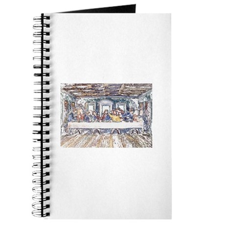 Last Supper Journal