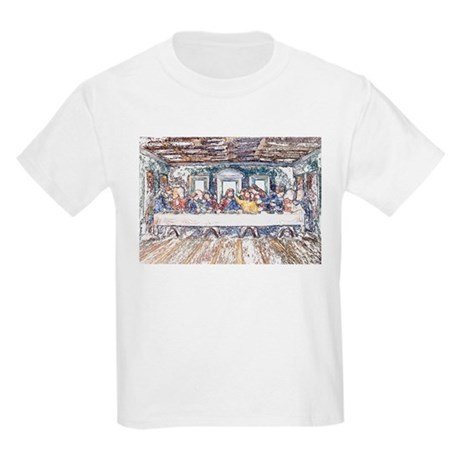 Last Supper Kids T-Shirt