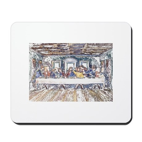 Last Supper Mousepad