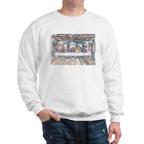 Last Supper Sweatshirt