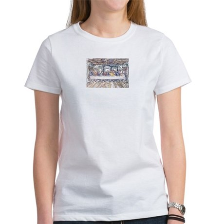 Last Supper Women's T-Shirt