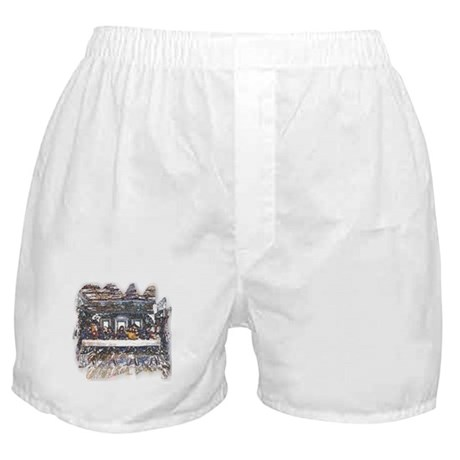 Lord's Last Supper Boxer Shorts