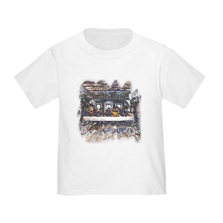 Lord's Last Supper Toddler T-Shirt