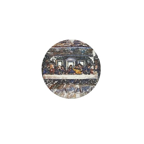 Lord's Last Supper Mini Button (10 pack)
