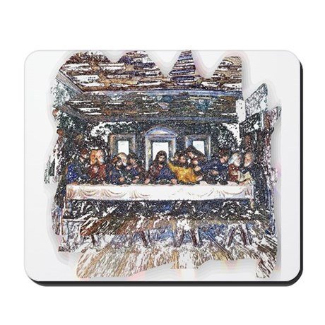 Lord's Last Supper Mousepad