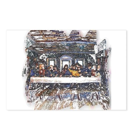 Lord's Last Supper Postcards (Package of 8)