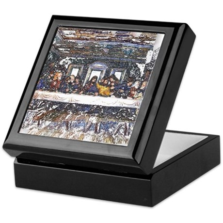 Lord's Last Supper Keepsake Box