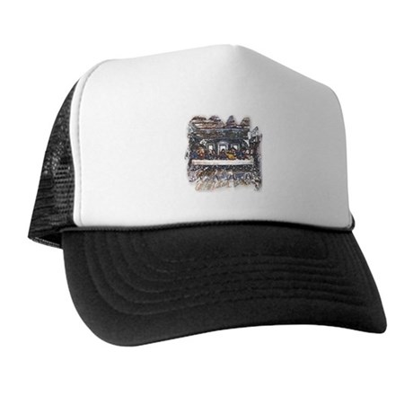 Lord's Last Supper Trucker Hat