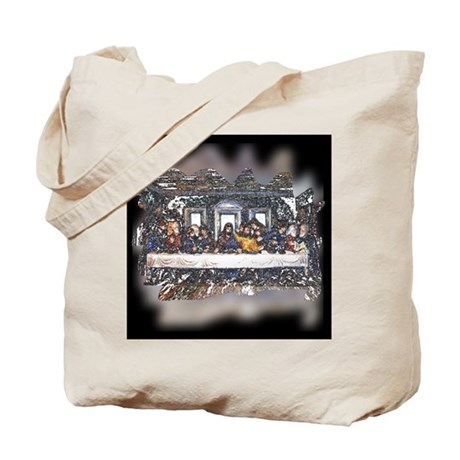 Lord's Last Supper Tote Bag