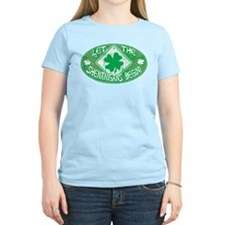 Shenanigans Begin Green T-Shirt