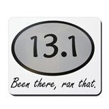 Been There 13.1 Mousepad