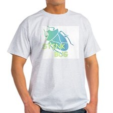 Stink Bug Ash Grey T-Shirt