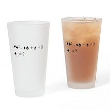 Bridge quadratic equation Drinking Glass