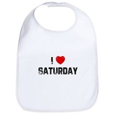 I * Saturday Bib