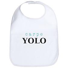 Carpe YOLO Bib