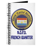 New Orleans Police French Quarter Journal