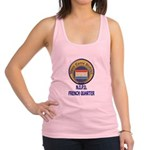 New Orleans Police French Quarter Racerback Tank T