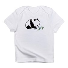Chinese Panda art Infant T-Shirt