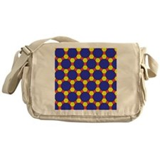 Uniform tiling pattern - Messenger Bag