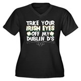 Dublin Ds Plus Size T-Shirt