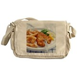 Fish and chips - Messenger Bag