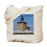 Toledo Harbor Light Tote Bag