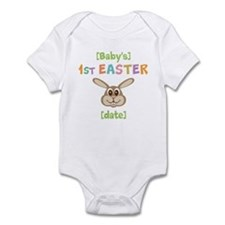 PERSONALIZE 1st Easter Bunny Onesie