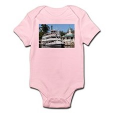 Paddle steamer, Florida,USA Body Suit