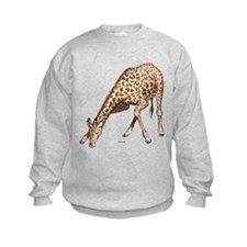 Giraffe Animal Sweatshirt