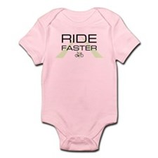 ride faster standard Body Suit