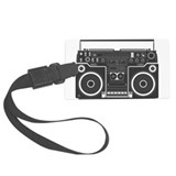 BoomBox Luggage Tag