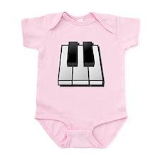 Piano Keys Body Suit