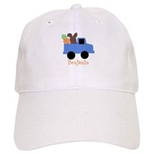 Easter time truck personalized Baseball Baseball Cap