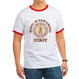 hard-knocks-white1 T-Shirt