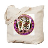 Ladies, Pocket Queens Tote Bag