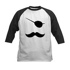 Pirate Mustache Tee