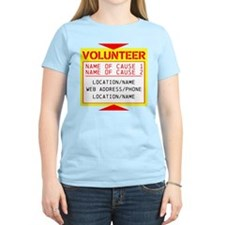 Volunteer Clean-Up T-Shirt