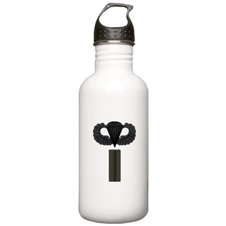 CW5 - Pin-On - Airborne Stainless Water Bottle 1.0