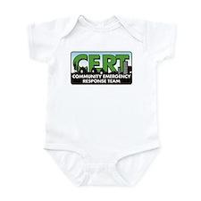 Community Emergency Response  Infant Bodysuit