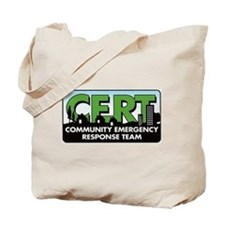 Community Emergency Response  Tote Bag