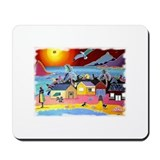 Dwelling Places Mousepad