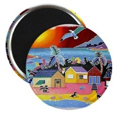 Dwelling Places Magnet