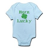 Born Lucky Body Suit